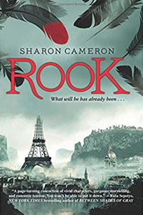 The Rook by author Sharon Cameron